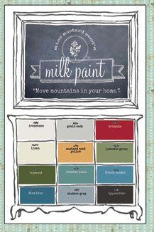 Milk Paint Vs Chalk My Take